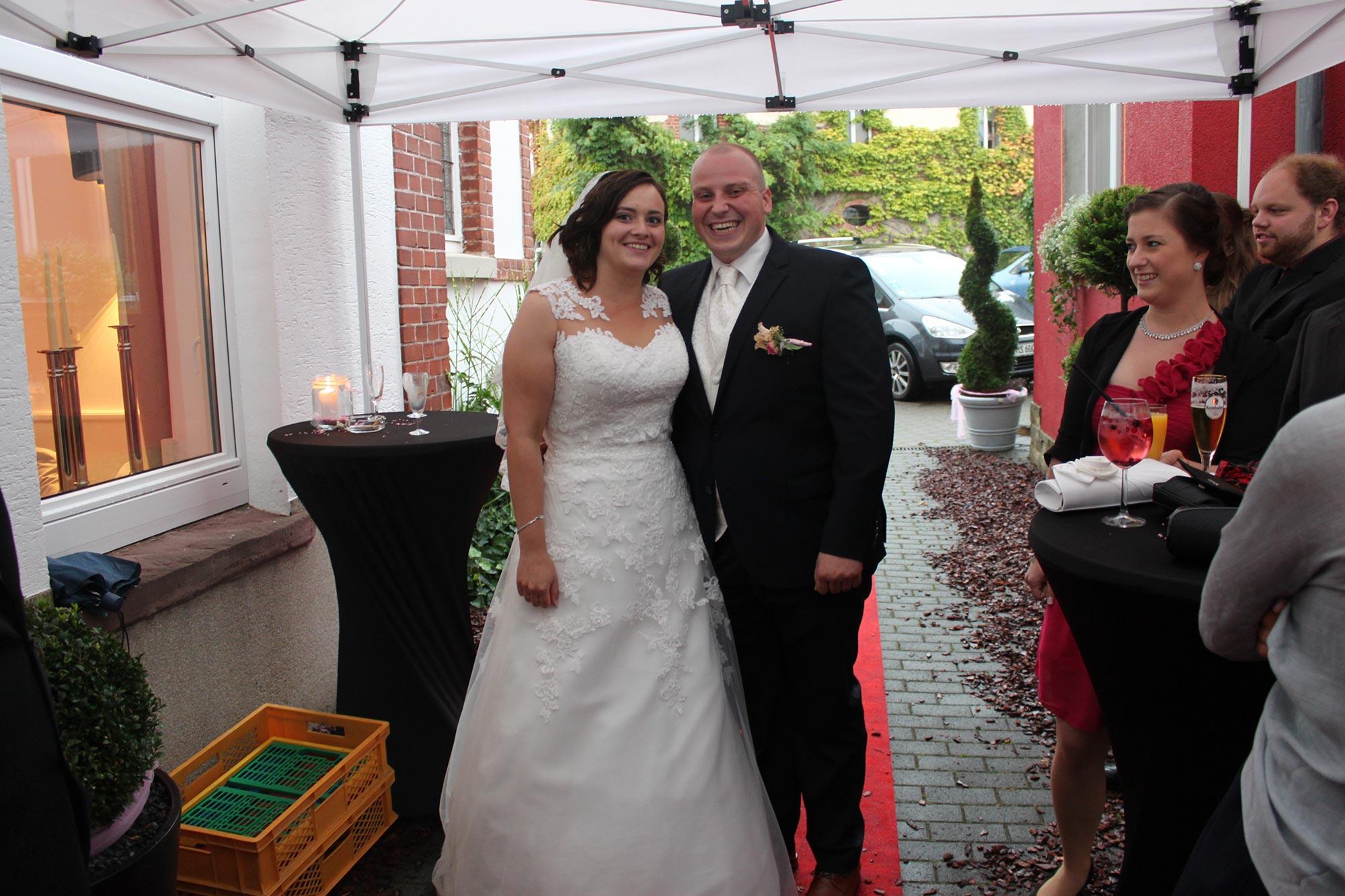 Hochzeit vom 17.09.2016