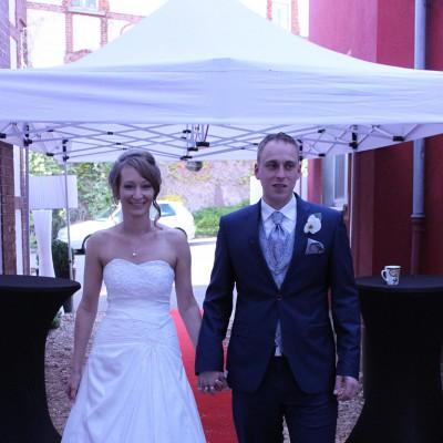 Hochzeit vom 06.05.2017